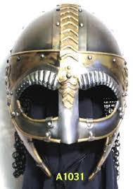 Los vikingos no eran tan fieros como los pintan Casco-vikingo
