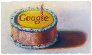 google 12 aniversario