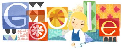 100 Aniversario del nacimiento de Mary Blair