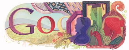 Doodle Google Día Internacional de la Mujer