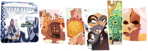 161º aniversario del nacimiento de Antoni Gaudí