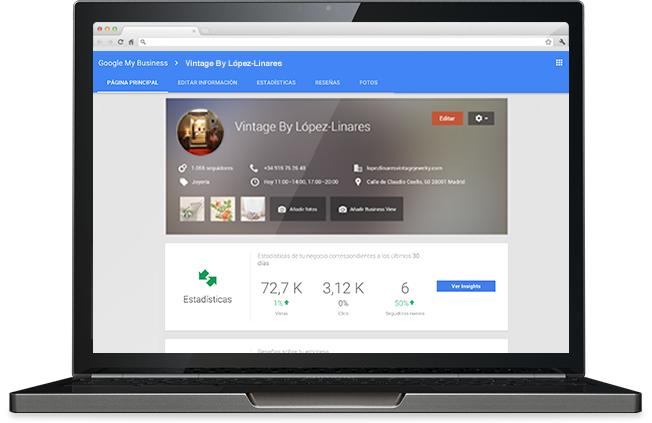 ¿Cómo gestionar Google My Business