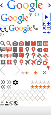Trucco mono rayas