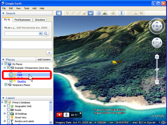 How Do I Record A Tour In Google Earth