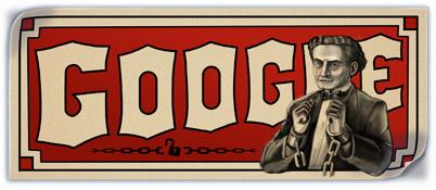 137 Aniversario del nacimiento de Harry Houdini
