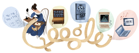 197º aniversario del nacimiento de Ada Lovelace