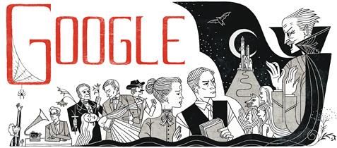 165º aniversario del nacimiento de Bram Stoker