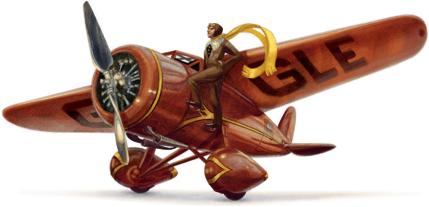 115 Aniversario del nacimiento de Amelia Earhart