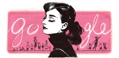85º aniversario del nacimiento de Audrey Hepburn