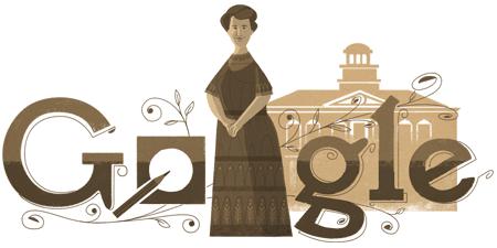 163.º aniversario del nacimiento de Aletta Jacobs