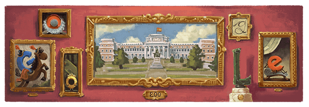 200.ºaniversario del Museo del Prado