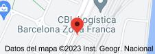 Mapa de Landtrans Base Logística 2