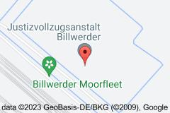 Map of Justizvollzugsanstalt Billwerder