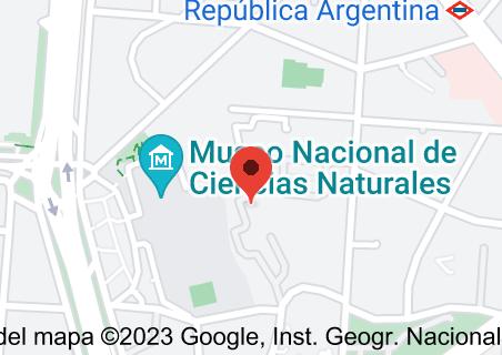 Mapa de Residencia de Estudiantes