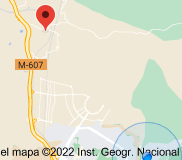 Mapa de Club Hípico las Palomas
